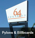 Pylons & Bilboards Signs
