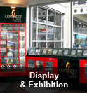 Display and Exhibition